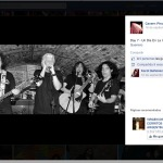 Pictures of the band in Cavern Photos Facebook page