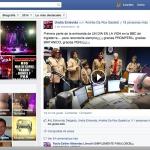 """""""Un dia en la vida"""" Facebook page"""