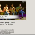 Interview of the band in BayTv Liverpool website, peruvian band