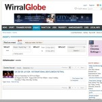 Event listed on Wirral Globe – What's On, peruvian band
